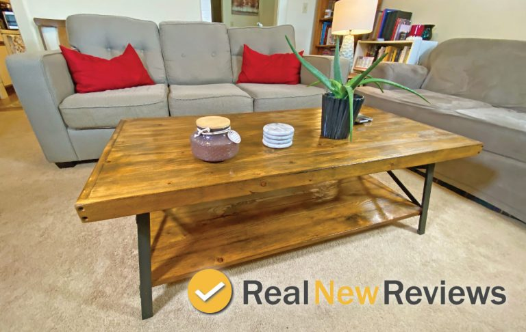 Affordable Mid Century Modern Coffee Table on Amazon