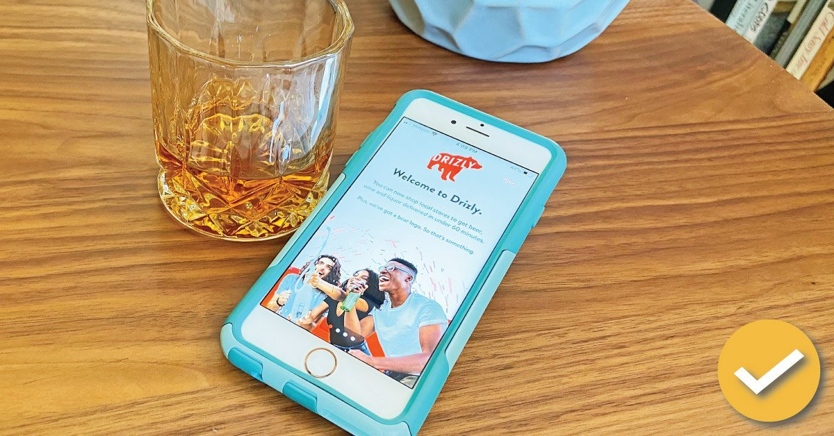 Drizly Alcohol on Demand