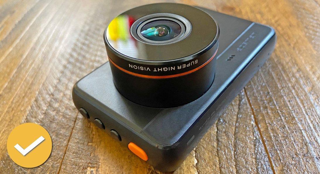 Apeman Dash Cam Setup