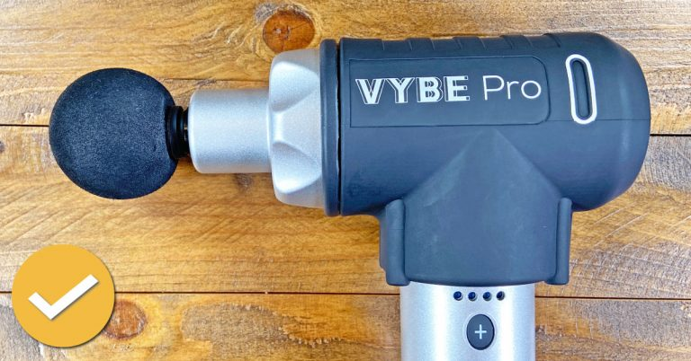 Vybe Pro Massage Gun by Exerscribe